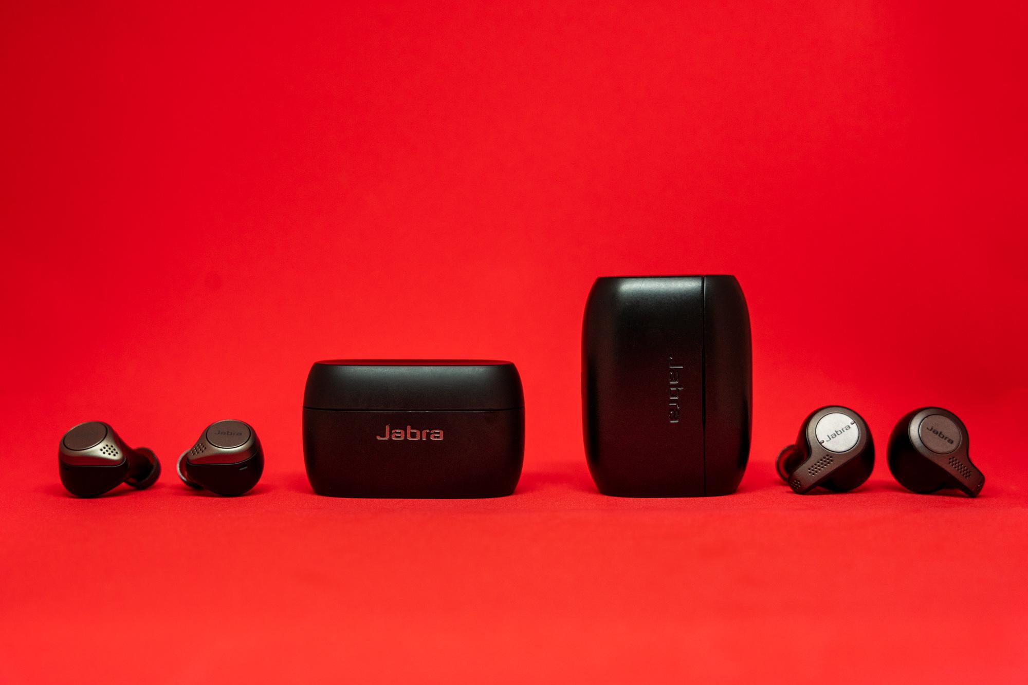 Jabra Elite 75T czy Jabra Elite 65T