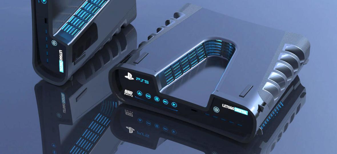 Koniec z rysunkami i renderami. Oto prawdziwe PlayStation 5 na prawdziwym zdjęciu!