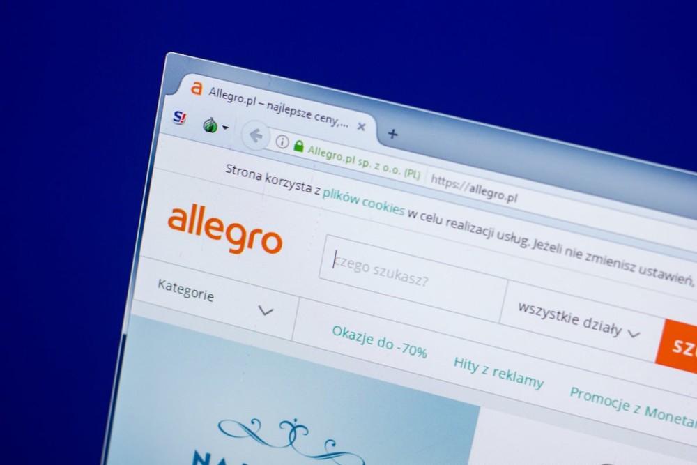 EMBARGO. . . Carrefour od dzisiaj na Allegro! To może zmienić sposób, w jaki Polacy robią zakupy spożywcze