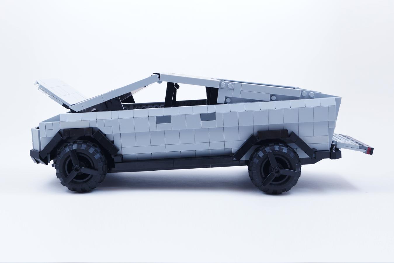 LEGO Cybertruck