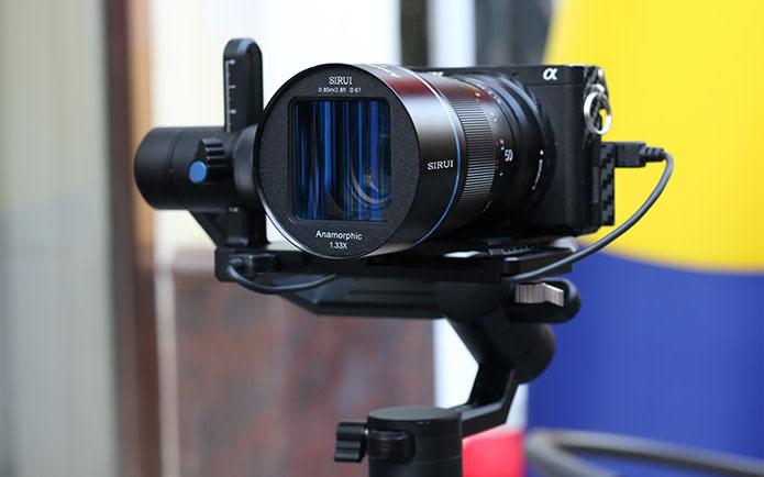 Sirui 50 mm f/1.8 1.33x