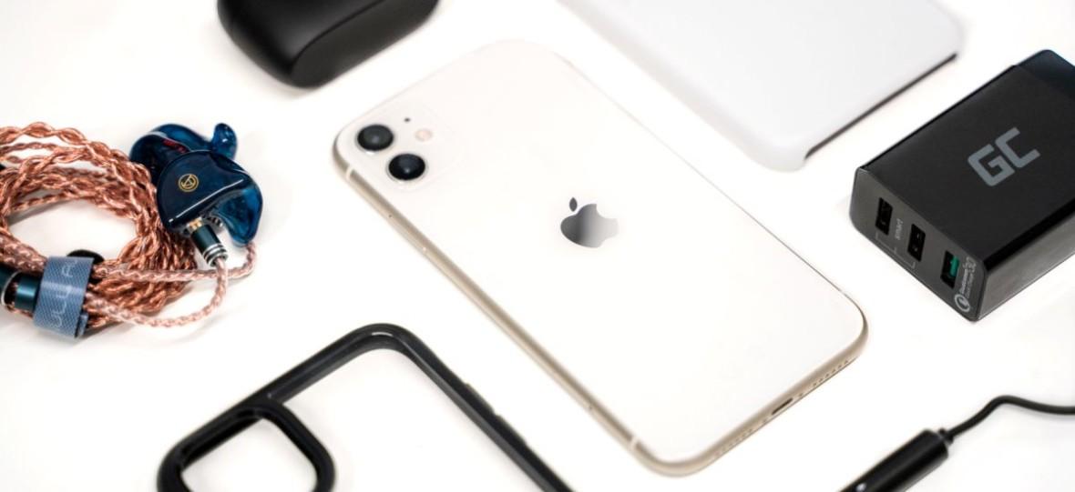 Smartfonowe EDC. Moje ulubione akcesoria do iPhone'a 11