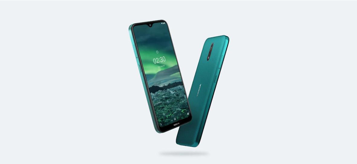 Nokia 2.3 zaskakuje akumulatorem i aparatem. Kosztuje 109 euro