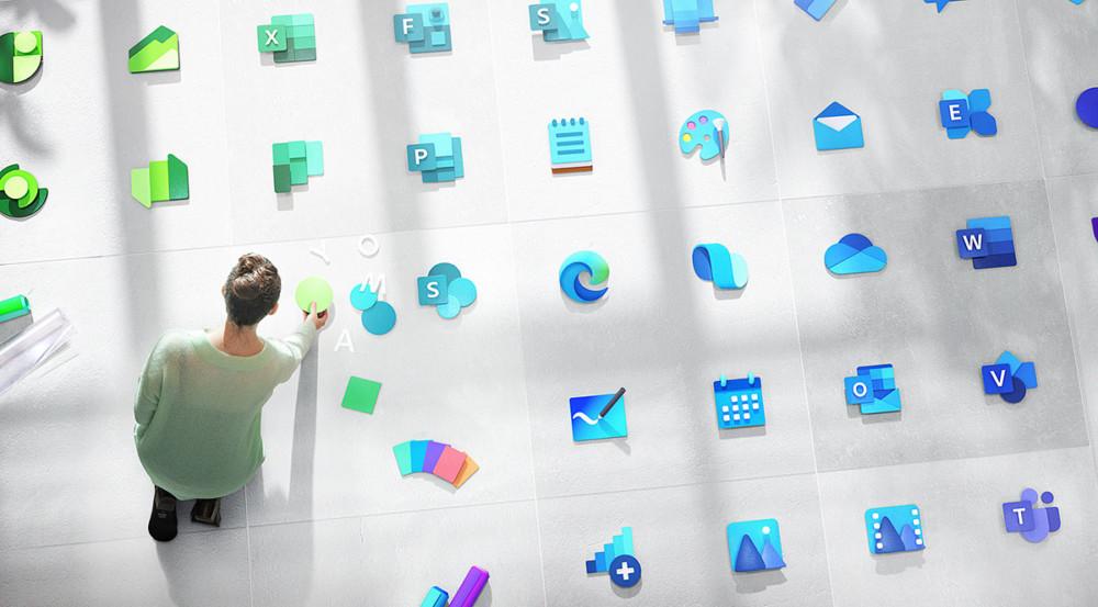 windows nowe ikony