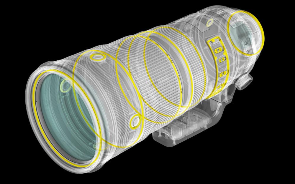 Nikon AF-S Nikkor 120-300 f/2.8E FL ED SR VR
