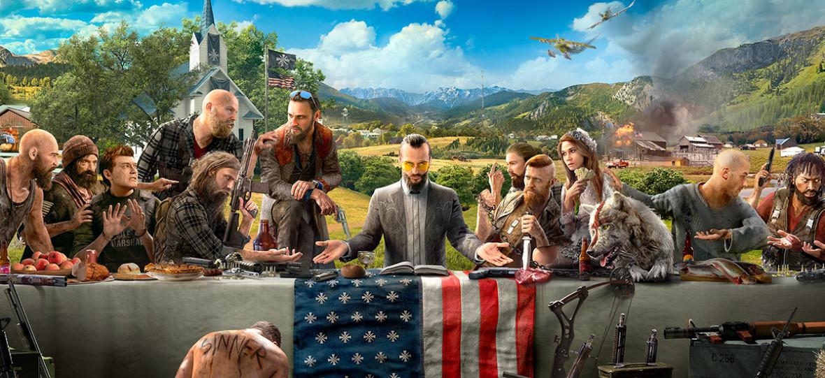 Far Cry 5 o 75 proc. taniej, The Division 2 za 49,99 zł. Ubisoft przygotował Księżycową Wyprzedaż