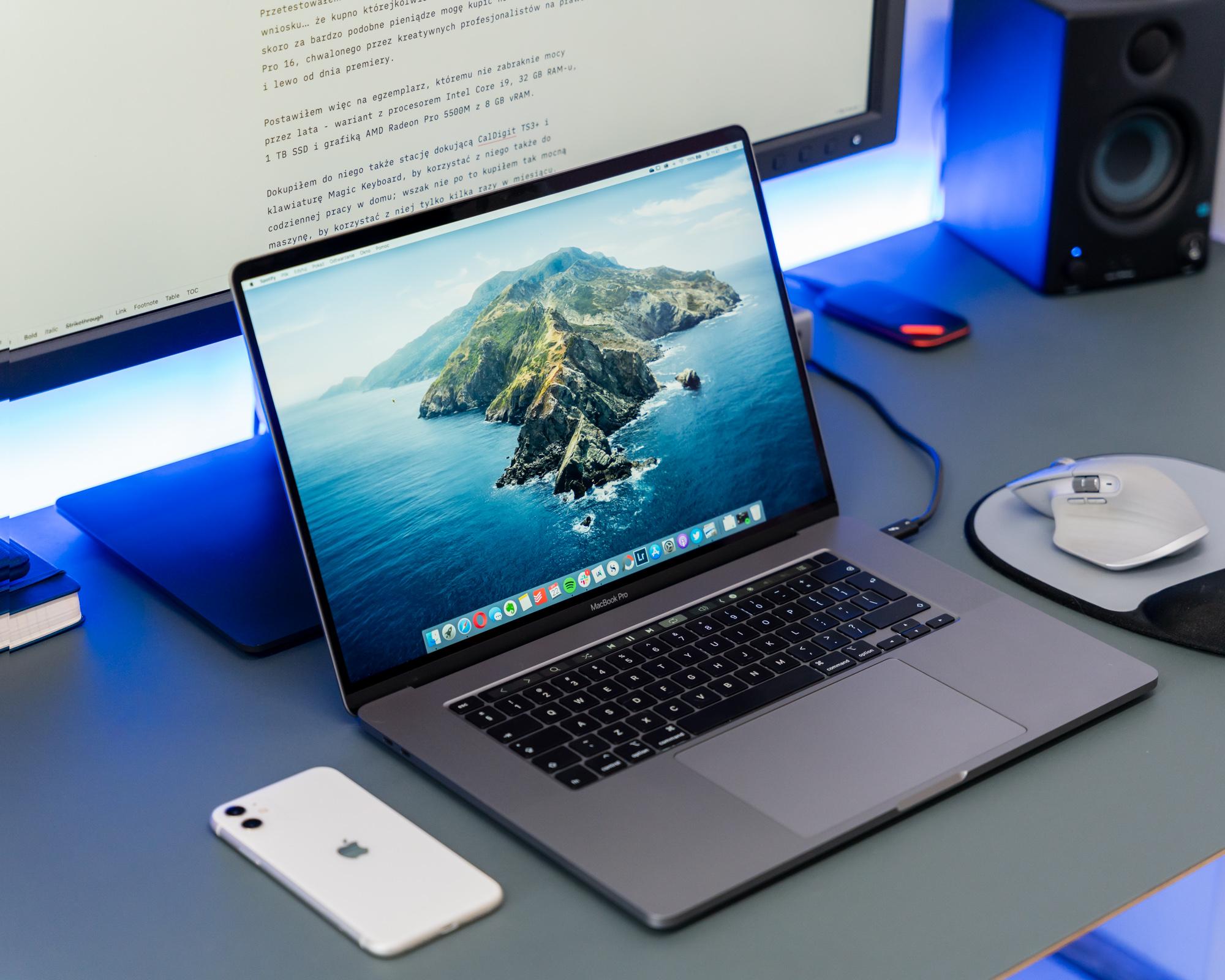 MacBook Pro 16 long-term review