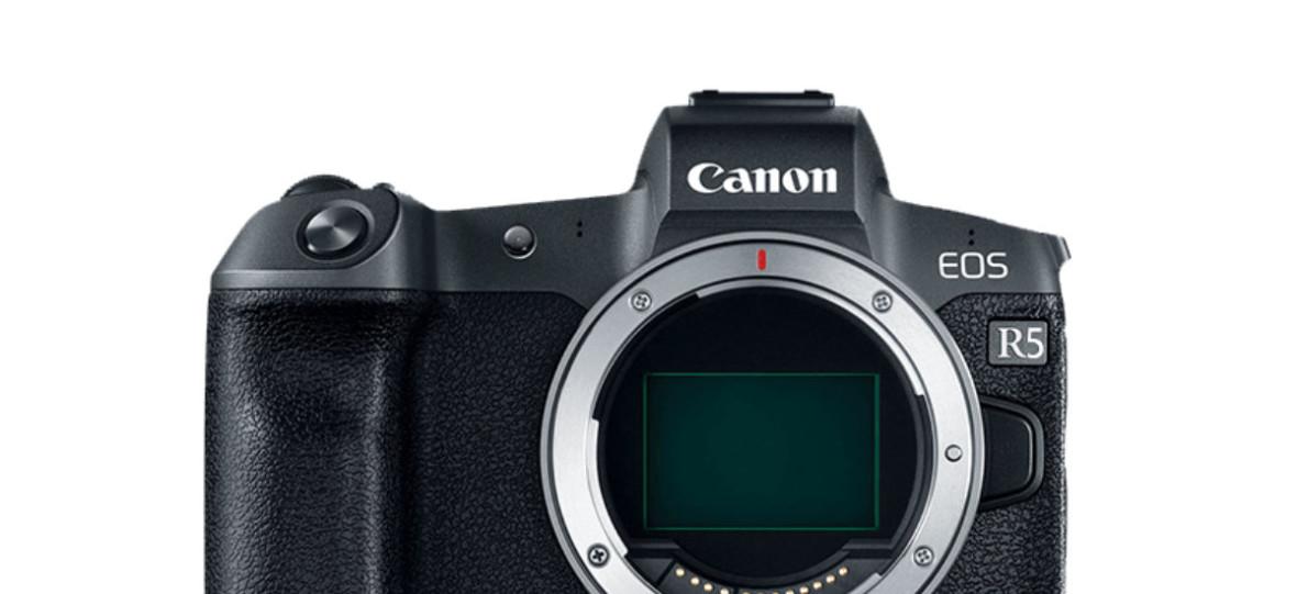Canon poważnie stawia na wideo. Nowy EOS R5 z nagrywaniem 8K
