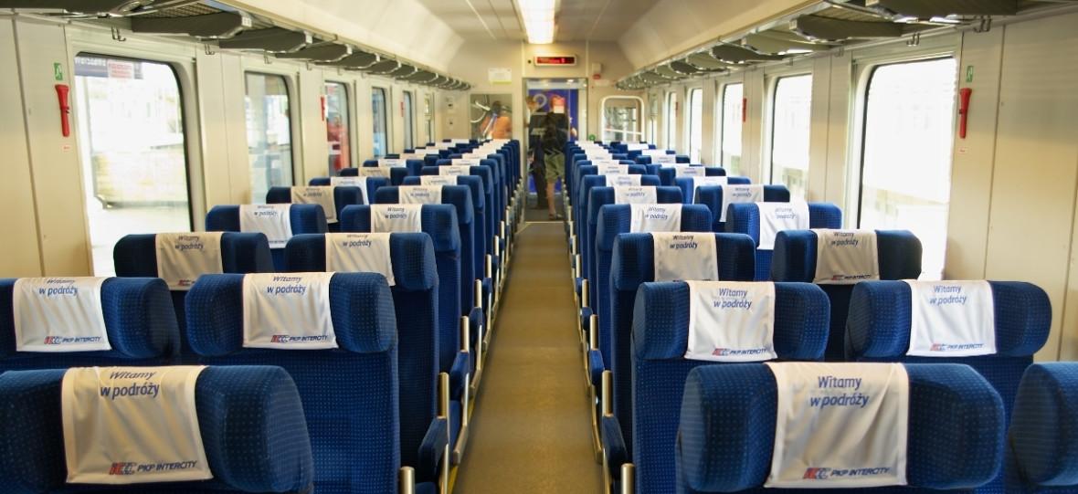 Nowe terminale mobilne przyśpieszą kontrole biletów. Tak zmienia się PKP Intercity
