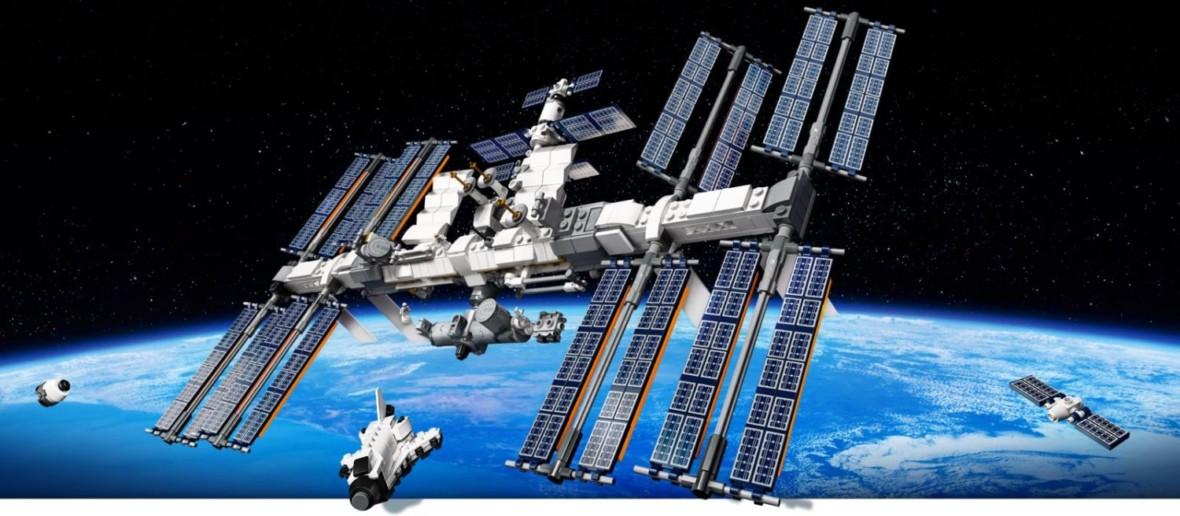 Ziszczenie marzeń geeków. Nowy zestaw Lego to półmetrowa Międzynarodowa Stacja Kosmiczna