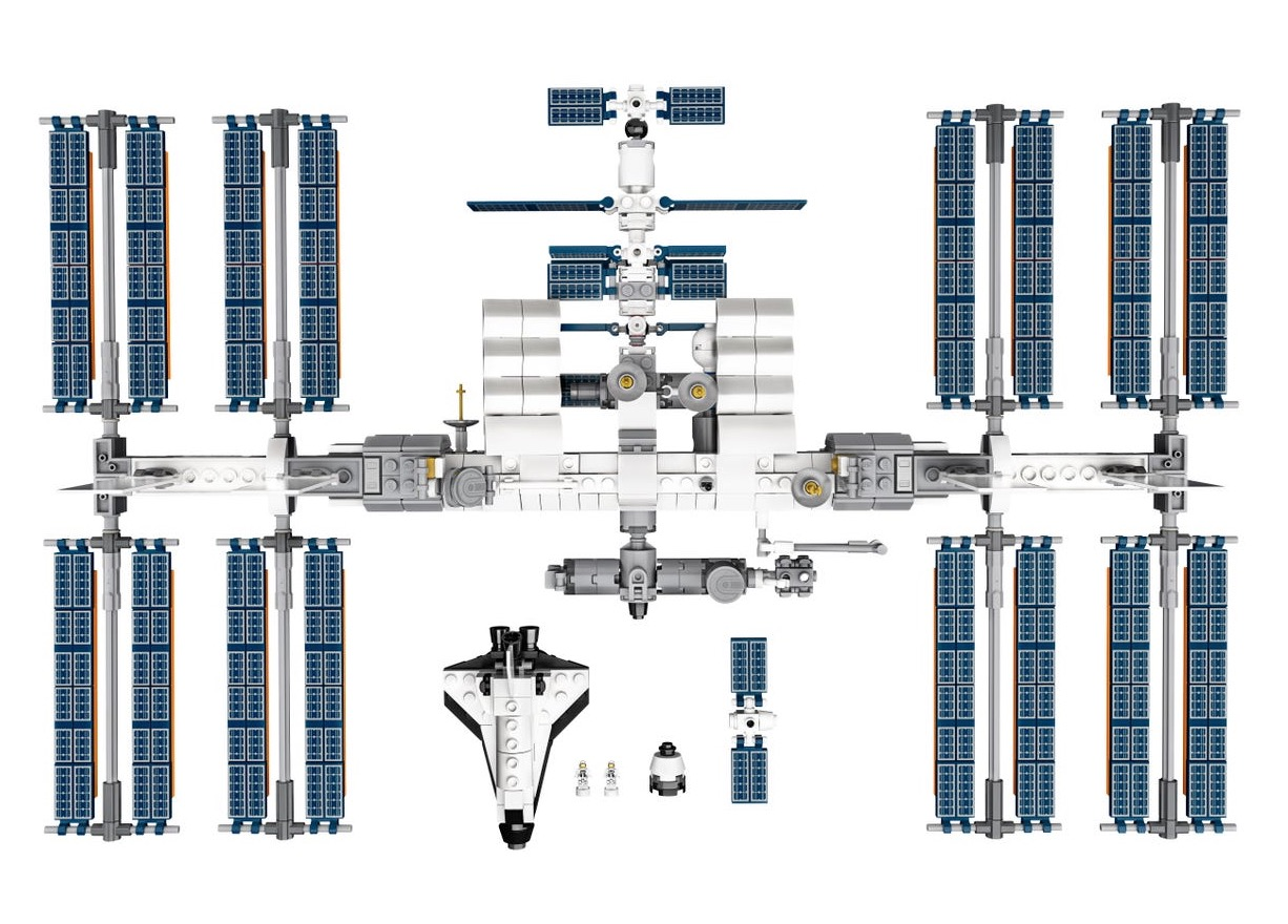 Lego Międzynarodowa Stacja Kosmiczna
