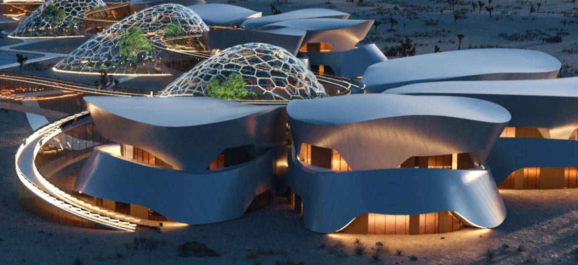 W Kalifornii powstaje marsjańska osada z prawdziwego zdarzenia. Oprócz astronautów, będą mogli odwiedzić ją również turyści