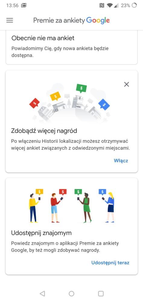 Jak zarabiać na wypełnianiu ankiet Google