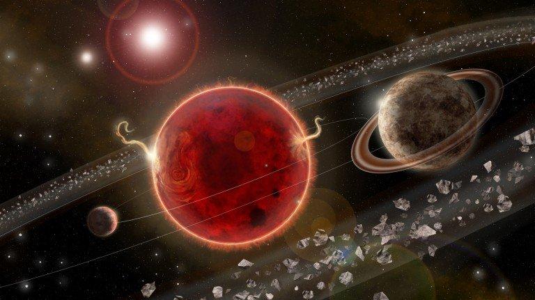 Proxima Centauri może mieć jeszcze jedną planetę. Proxima c nie jest przyjazna dla życia