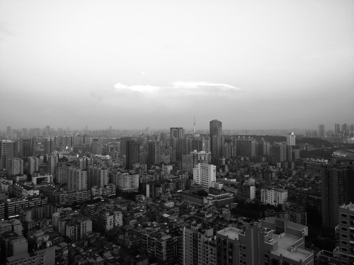 Tak wygląda Wuhan poddane kwarantannie z powodu 2019-nCoV