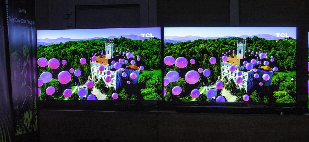 X10 to telewizor, który ma pozwolić TCL-owi zadomowić się na półce premium. A my już go widzieliśmy