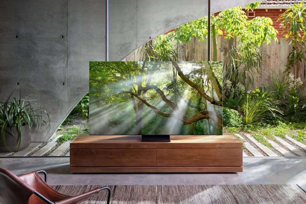 telewizory samsung 2020