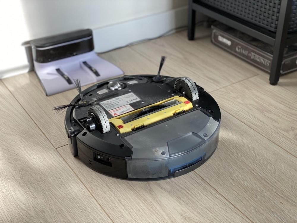 zaco a9s robot sprzatajacy odkurzacz mop wibracyjny