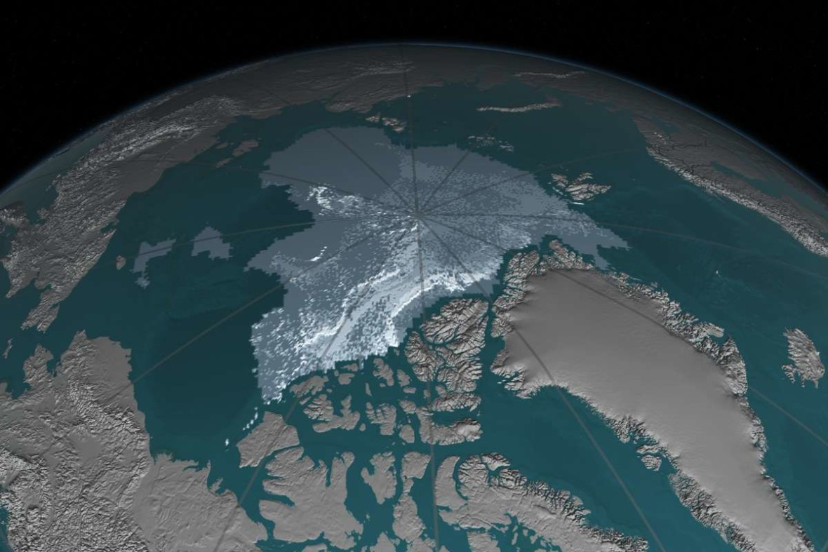 Zmiany klimatu nie są zjawiskiem niewidocznym. Zdjęcia satelitarne pokazują brutalną prawdę