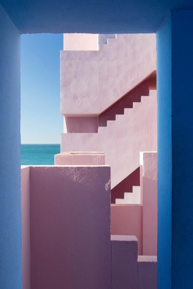"""""""Ten obraz zawiera w sobie poczucie światła i koloru w fotografii, które najbardziej mi się podoba i jest ważne w mojej pracy"""". Fot. Agnese Sanvito"""
