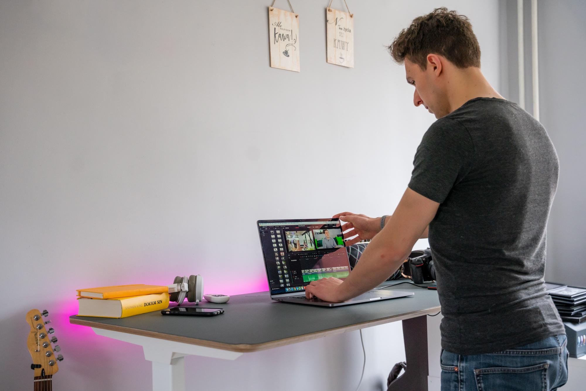 Biurko Deskwise - opinie