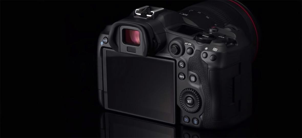 Nadchodzi sztandarowy Canon EOS R5. Ze stabilizacją matrycy i filmami 8K
