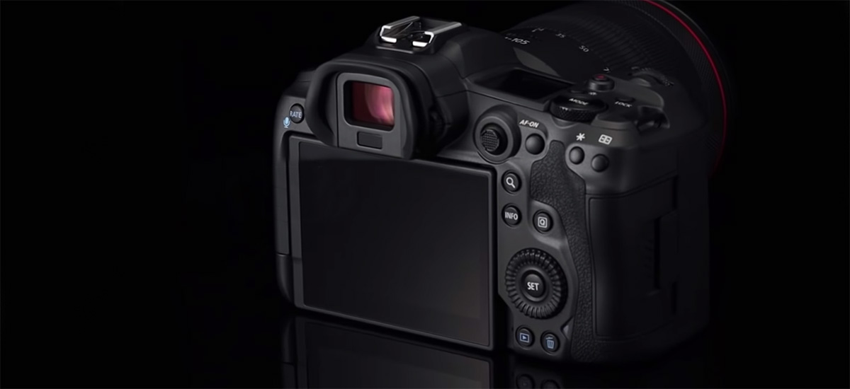 The flagship Canon EOS R5 is coming. With matrix stabilization and 8K films