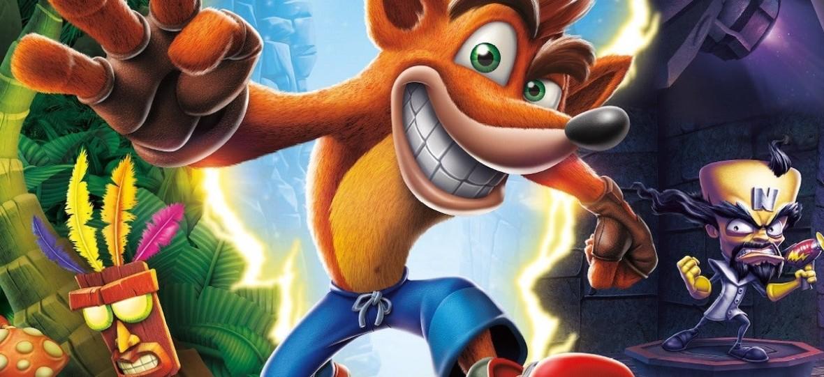 Mam dobrą i złą wiadomość. Dobra jest taka, że będzie nowy Crash Bandicoot. Złej pewnie się domyślacie