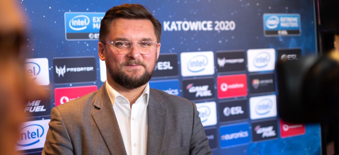 Prezydent Katowic dla Spider's Web: finały IEM w Spodku przynajmniej do 2023 r. Impreza kosztuje 2,5 mln zł
