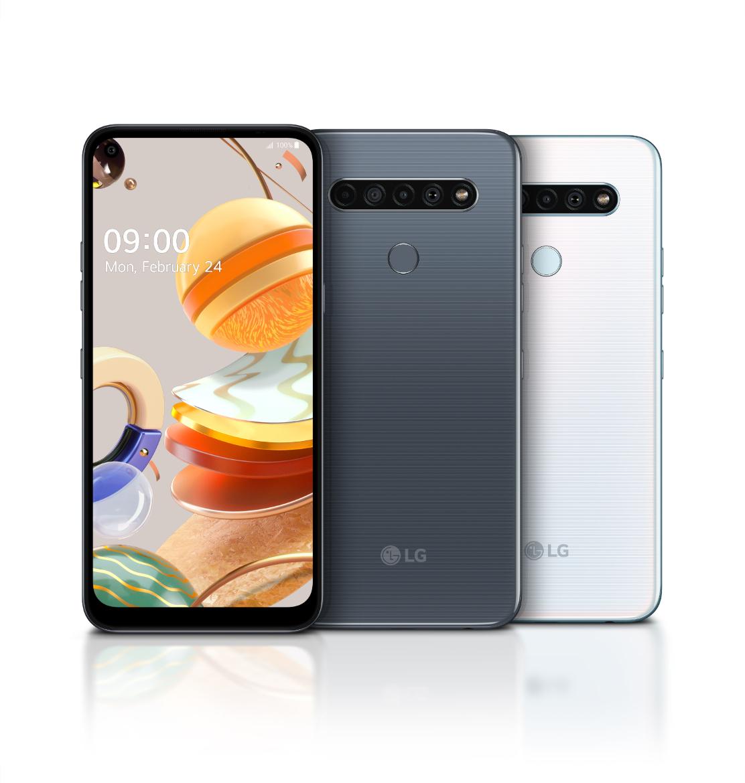 LG K61 opinie