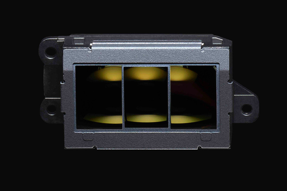 Nikon D6 - moduł AF