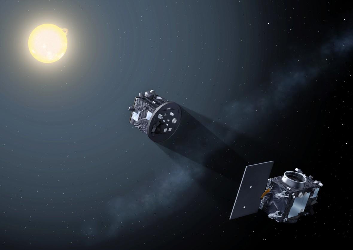 Solar Orbiter wystrzelony w stronę Słońca. Za dwa lata podąży za nim jeszcze ciekawsza sonda słoneczna
