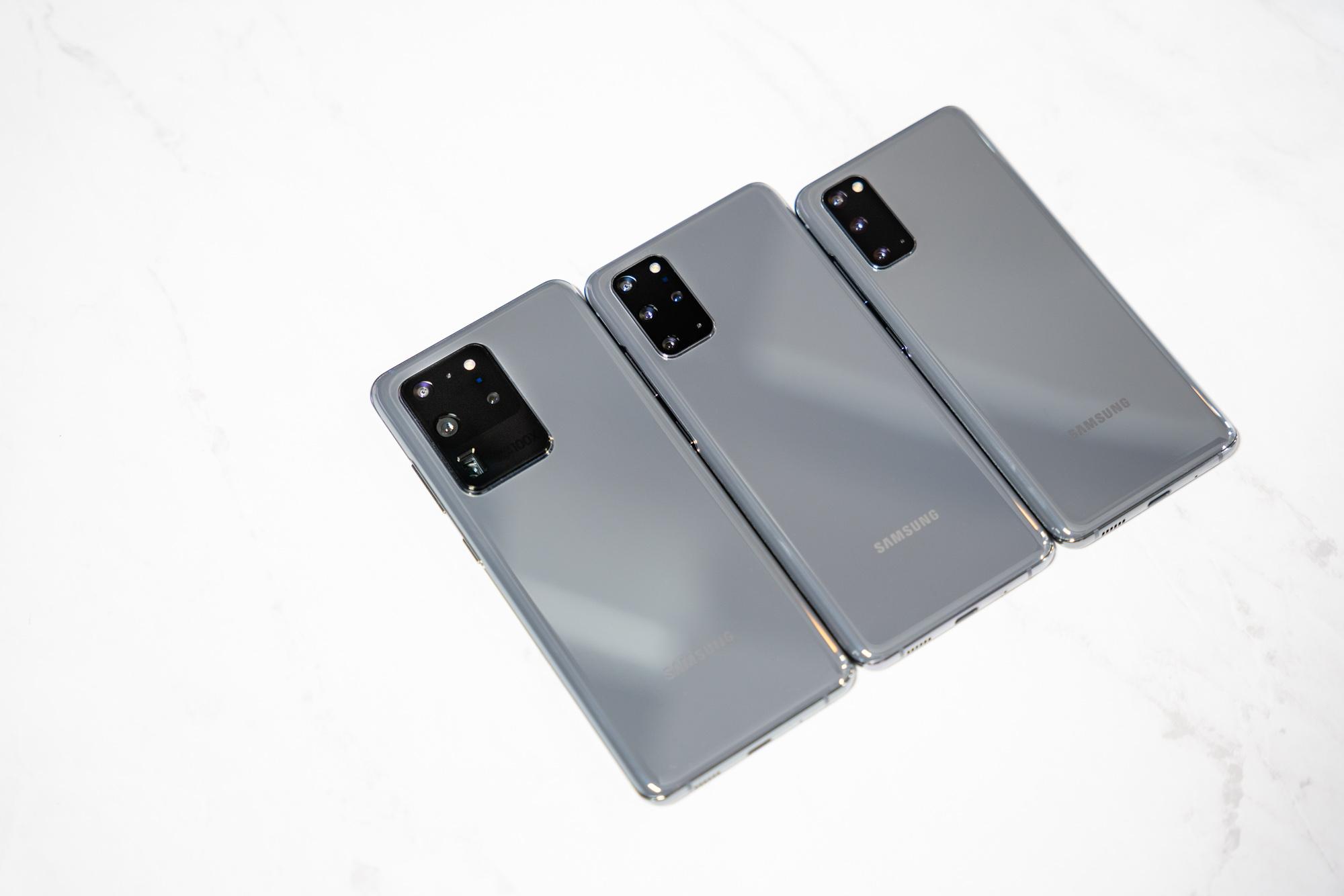 Galaxy S20 czy Galaxy S20+ - jaki model wybrać?