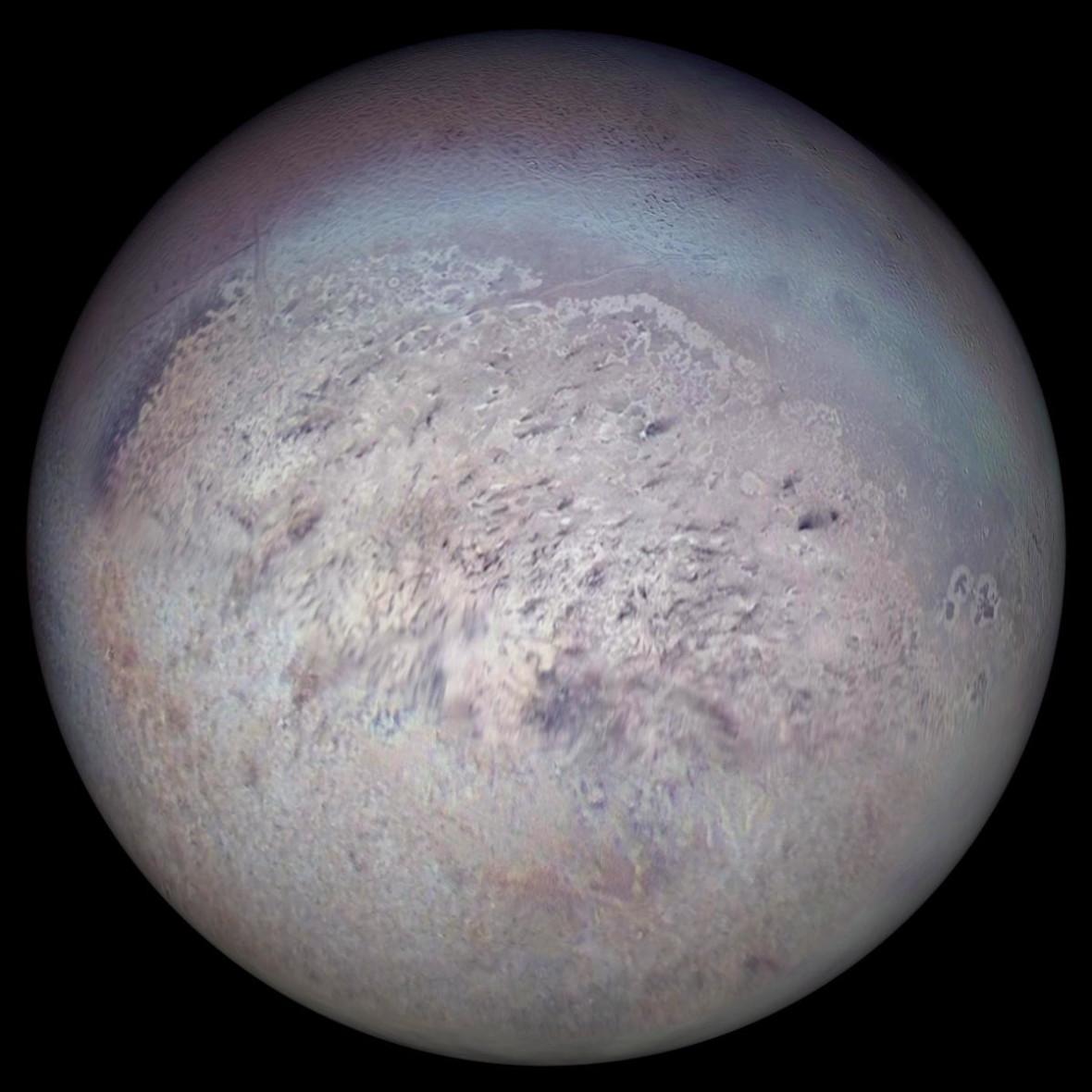 NASA wybiera kolejne misje kosmiczne. Kandydują misje do Wenus, Io lub Trytona