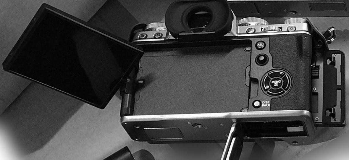 Wiemy już prawie wszystko o bezlusterkowcu Fujifilm X-T4