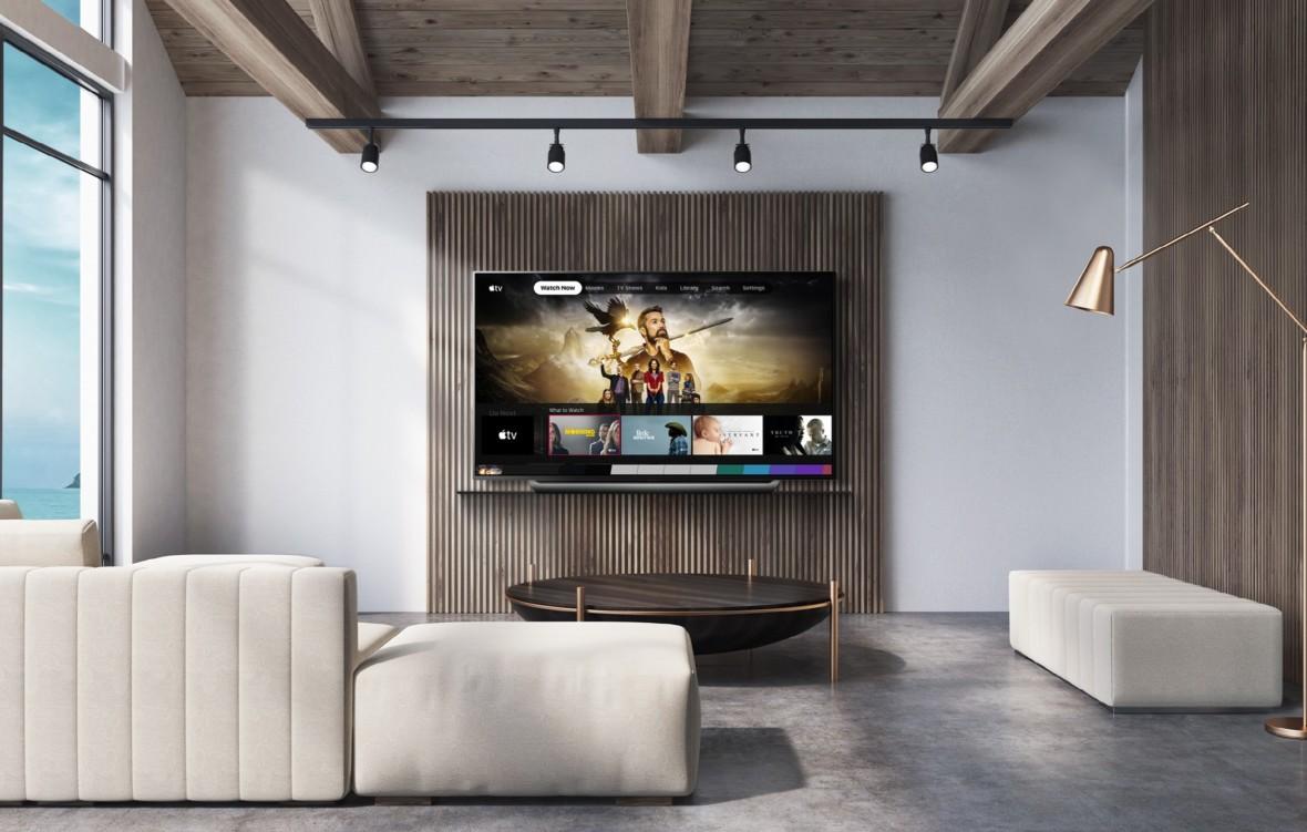 Telewizory LG stały się najlepszym wyborem dla posiadaczy sprzętu Apple'a. Samsung w tyle