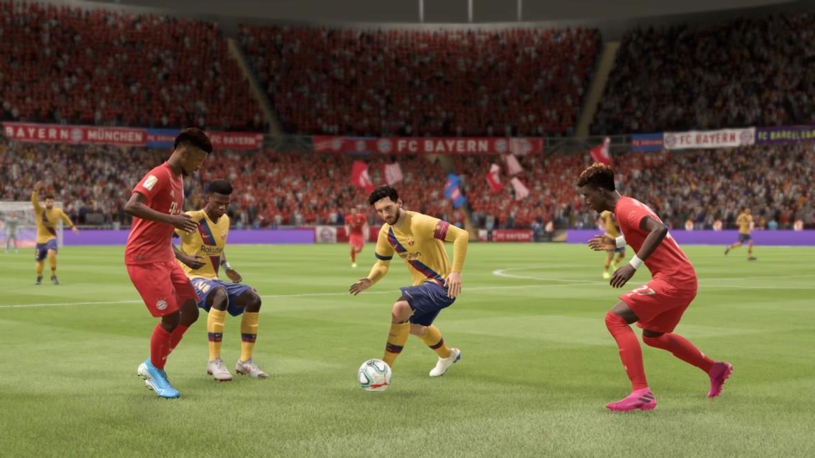 FIFA Ultimate Team to gra hazardowa. Tak twierdzą prawnicy z Francji pozywający EA