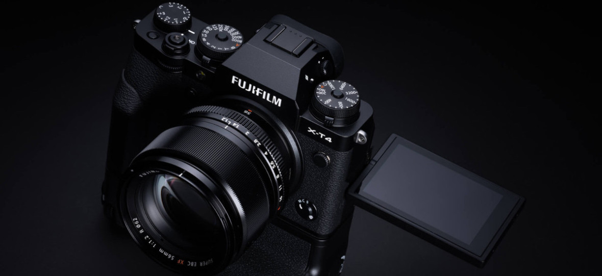 Nowy Fujifilm X-T4 ma wszystko, czego brakowało poprzednikowi