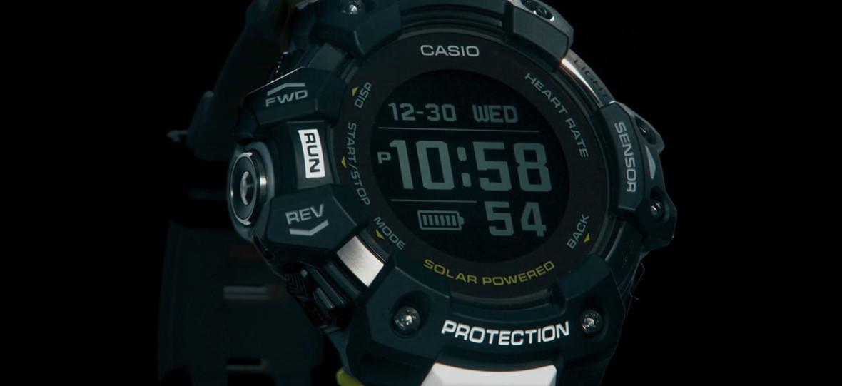 Jeśli ktoś ma przekonać miłośników tradycyjnych zegarków do smartwatchy, zrobi to właśnie G-Shock
