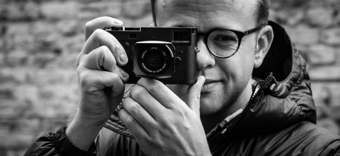 Leica M10 Monochrome nie fotografuje w kolorze. Właśnie za to ją uwielbiam