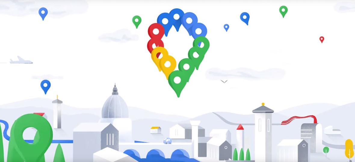 Mapy Google są z nami 15 lat! Zapowiedziano nowe funkcje i ikonę