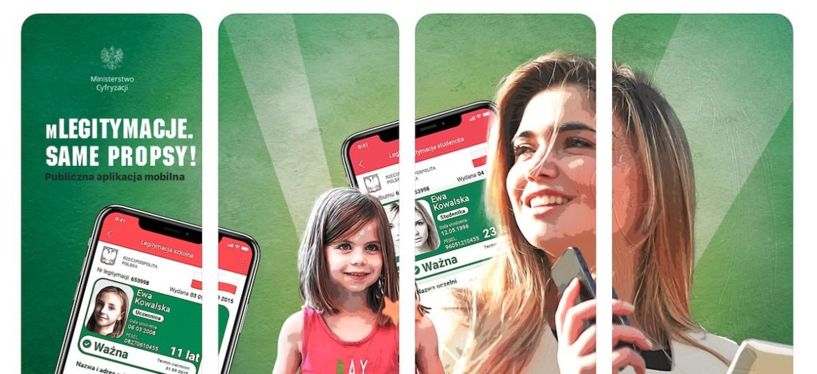 mObywatel na iPhone'a z nową funkcją – szkolna i studencka mLegitymacja w smartfonie jest już dostępna