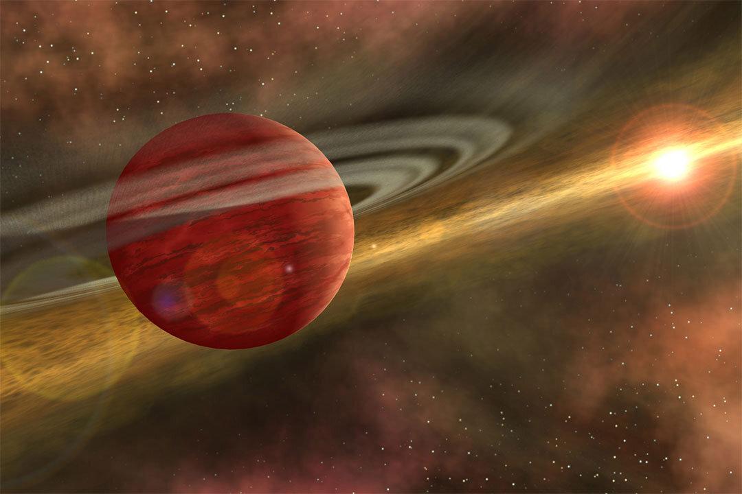 Naukowcy odkryli powstającą planetę. To najbliższa spośród zaobserwowanych młodych egzoplanet