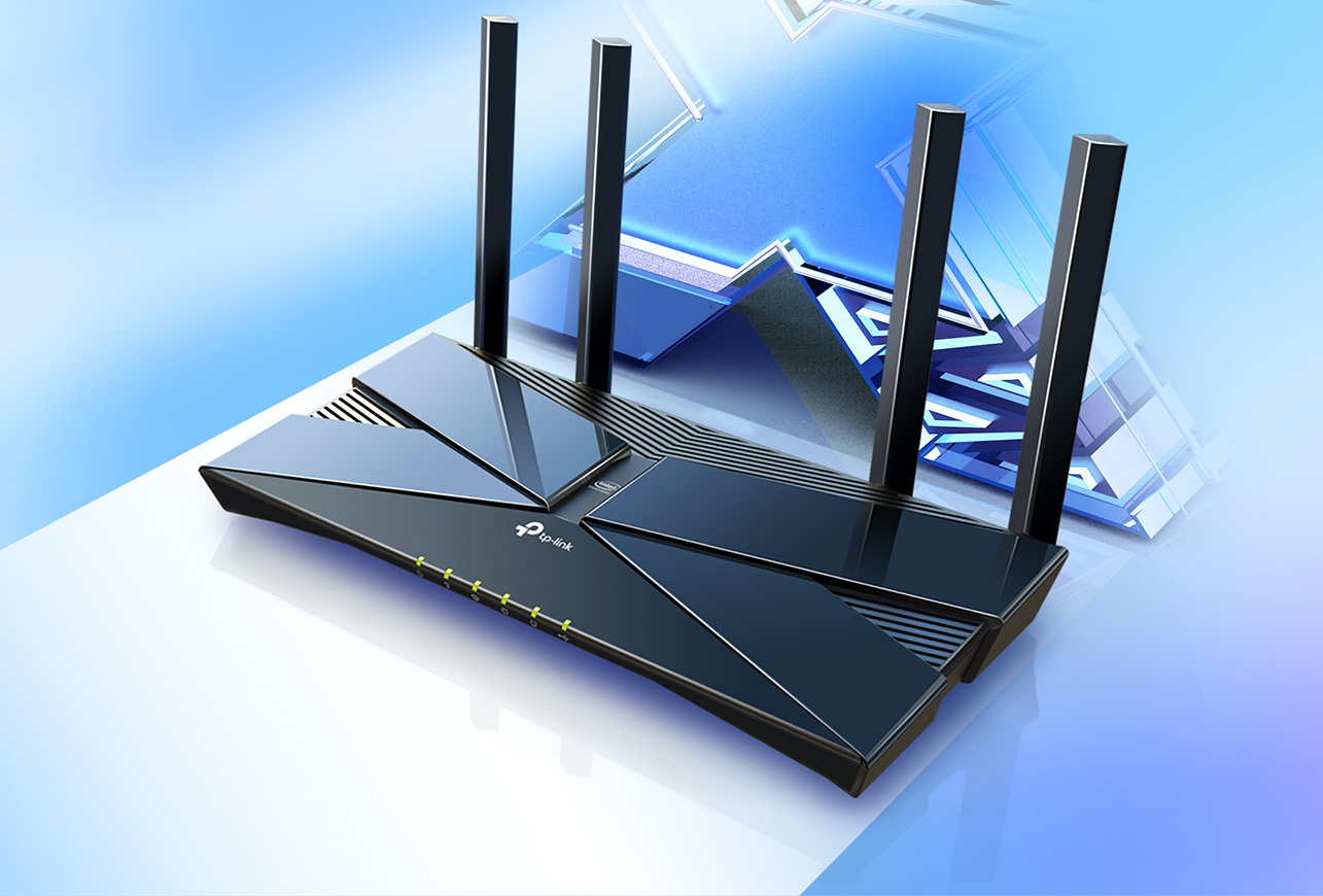 router wi-fi 6 tp-link archer ax50 2