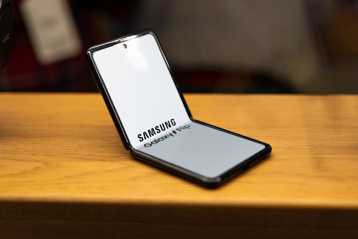 Samsung Galaxy Z Flip – pierwsze wrażenia