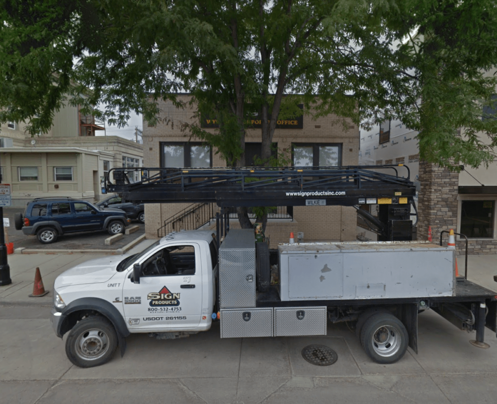 Amerykańska siedziba Kulm w raju podatkowym, źródło Google Street View