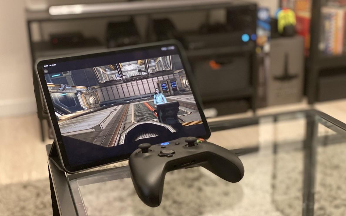 Graliśmy już w Halo z Xboksa na iPhonie i iPadzie. Microsoft testuje xCloud na iOS-a