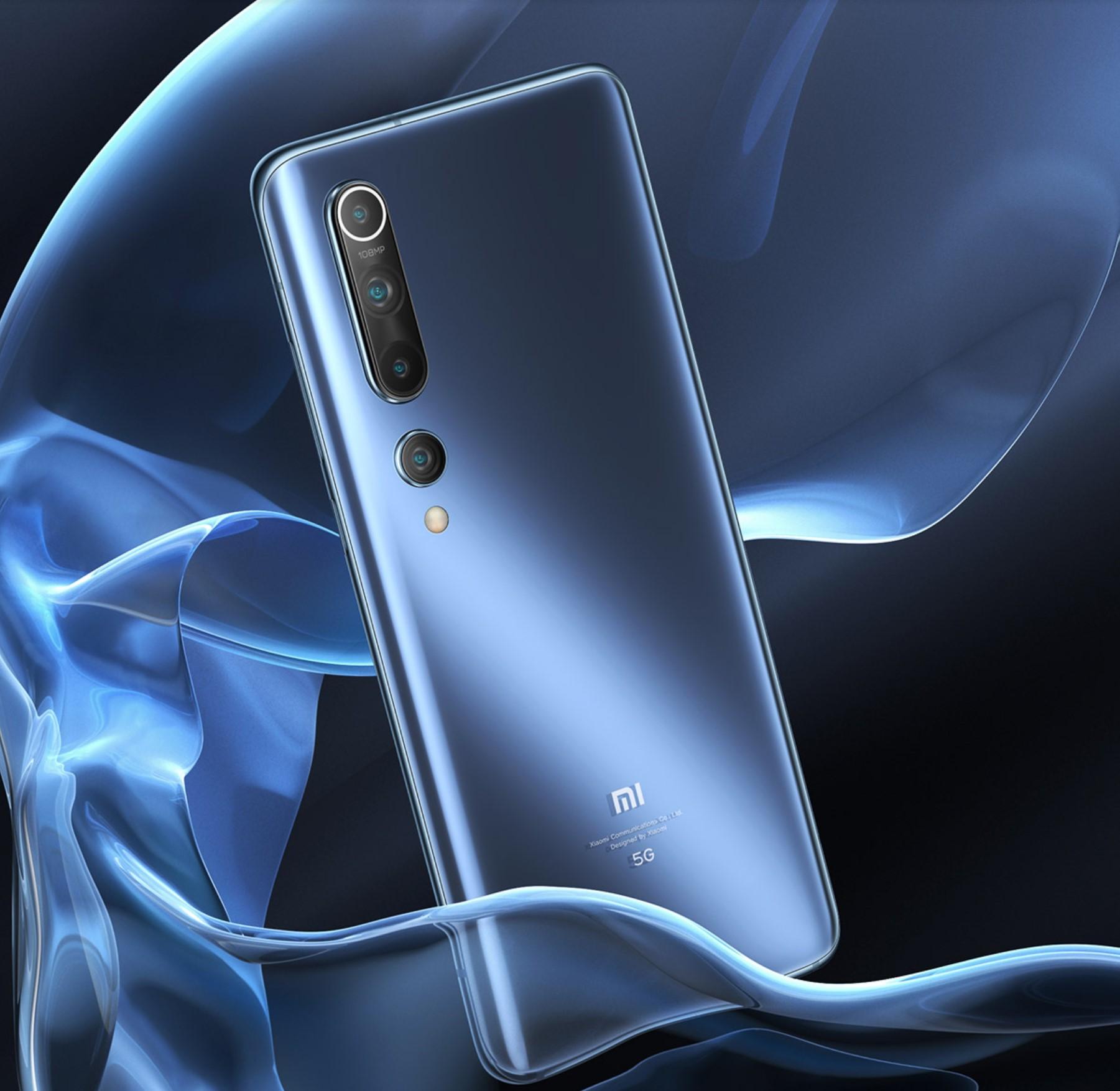 Xiaomi Mi 10 i Mi 10 Pro oficjalnie. Zabójcza specyfikacja