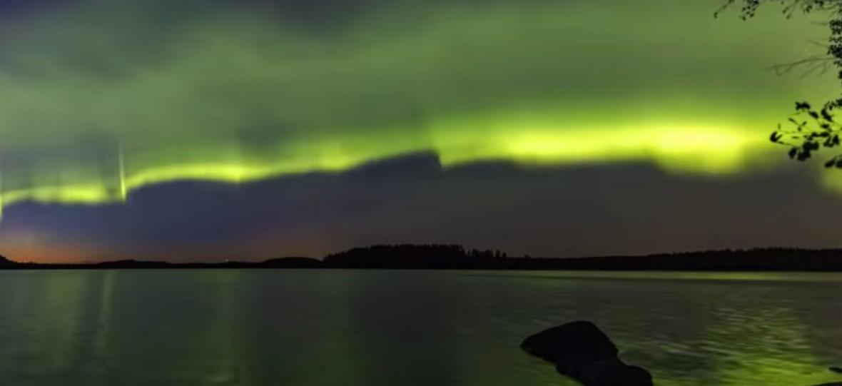Wideo dnia: nowy typ zorzy polarnej odkryty dzięki pasjonatom fotografii