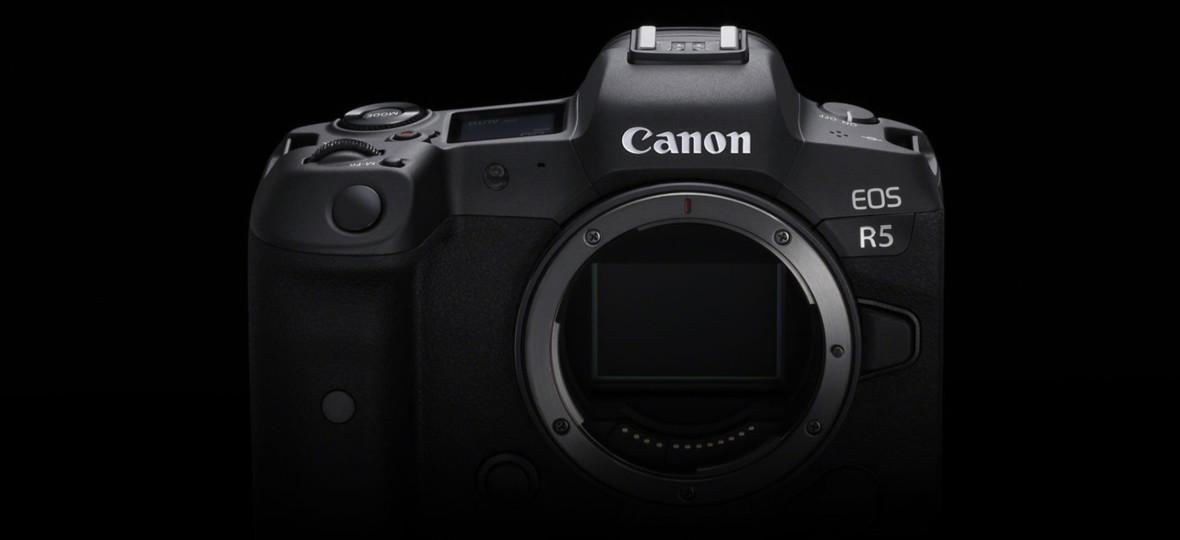 Canon odpowiada krytykom. Canon EOS R5 będzie kręcił w 8K 30 kl./s